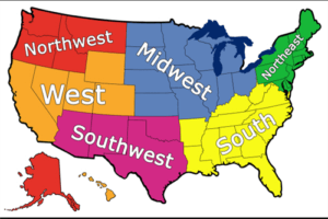 US-Geographic-locations-map